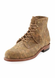 Wolverine Camouflage-Print 1000 Mile Boot