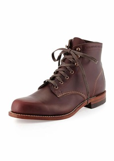 Wolverine Cordovan 1000 Mile Boots  Brown