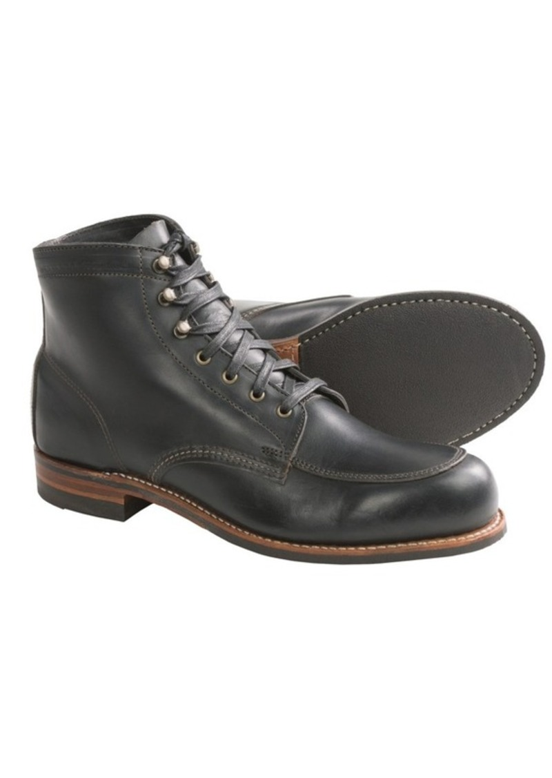 5c3a1c8d1aa Courtland 1000 Mile Boots - Factory 2nds, Leather (For Men)