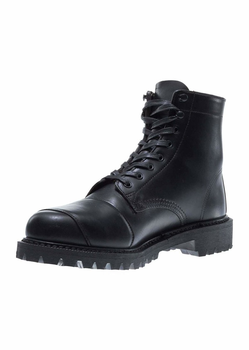 caf55e05597 Dylan Leather Moto Boot