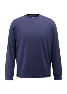 Wolverine Men's Benton II Soft Sueded Cotton Jersey Long Sleeve T-Shirt