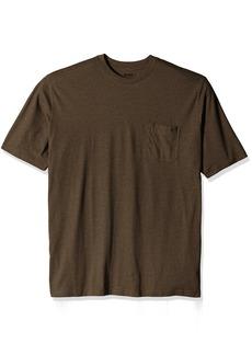 Wolverine Men's Knox Wicking Short Sleeve Pocket Big & Tall T-Shirt  2X-Large