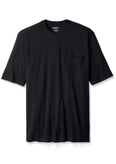 Wolverine Men's Big-Tall Men's Knox Big and Tall Pocketed Wicking Short Sleeve Tee