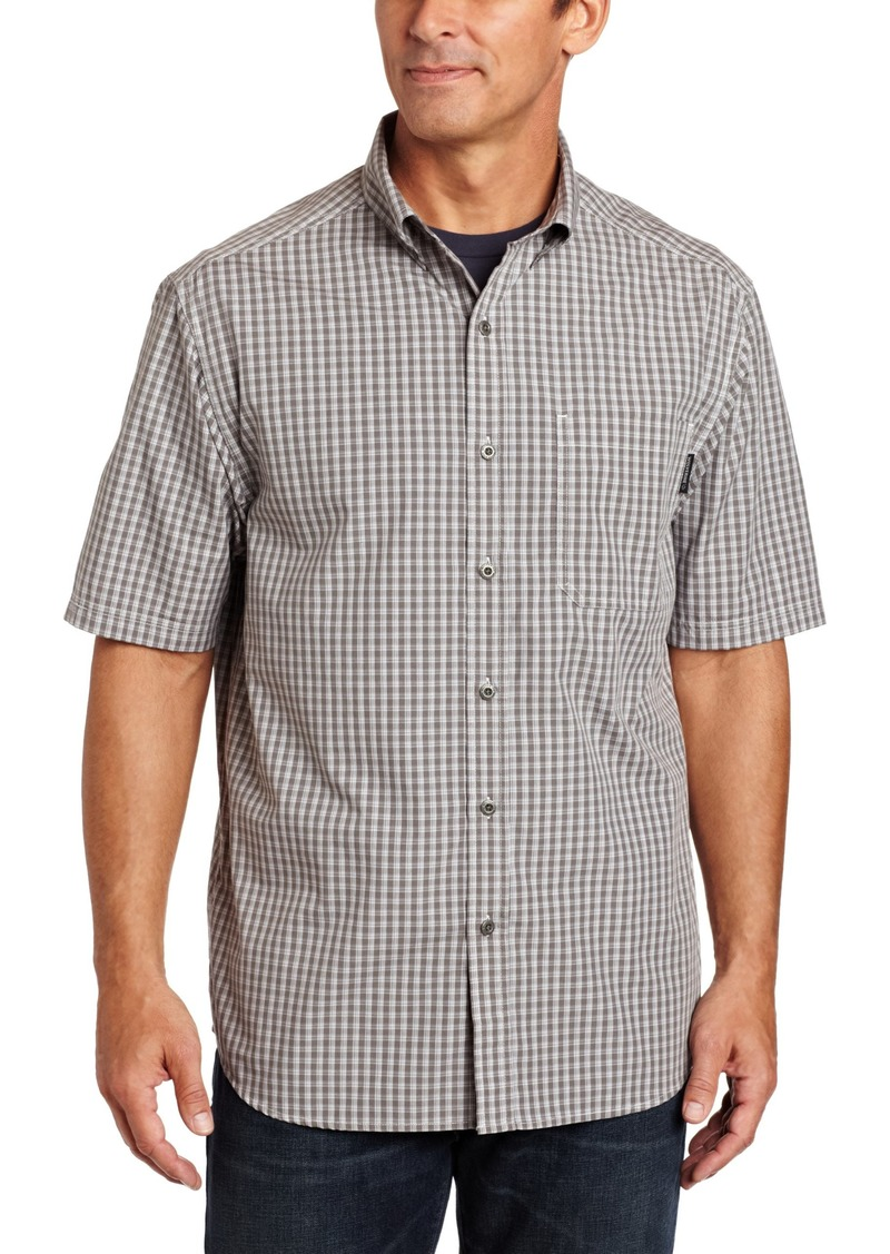 Wolverine Men's Briscoe Short Sleeve Lead Shirt