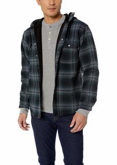 Wolverine Men's Bucksaw Bonded Shirt Jac