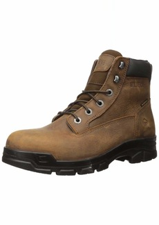 Wolverine Men's Chainhand Steel Toe Industrial Shoe  199  Extra Wide US