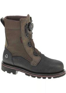 Wolverine Men's Drillbit Waterproof Steel Toe Boot