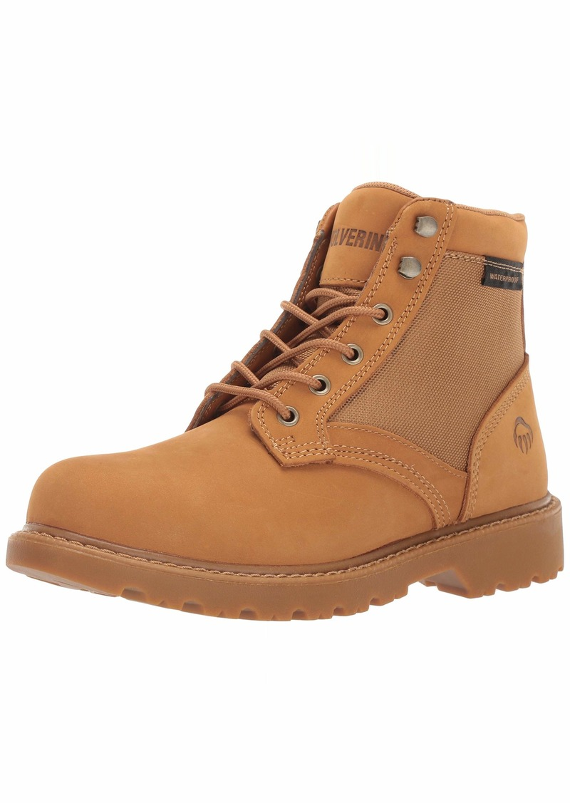 Wolverine Men's Field Boot Industrial Shoe  7.5 Extra Wide