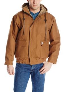 Wolverine Men's Flame Resistant Hooded Work Jacket