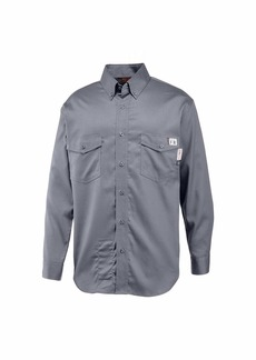 Wolverine Men's Flame Resistant Twill Shirt