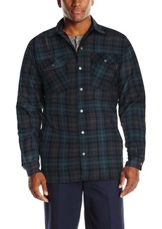 Wolverine Men's Forester Flannel Shirt Jacket  2X-Large