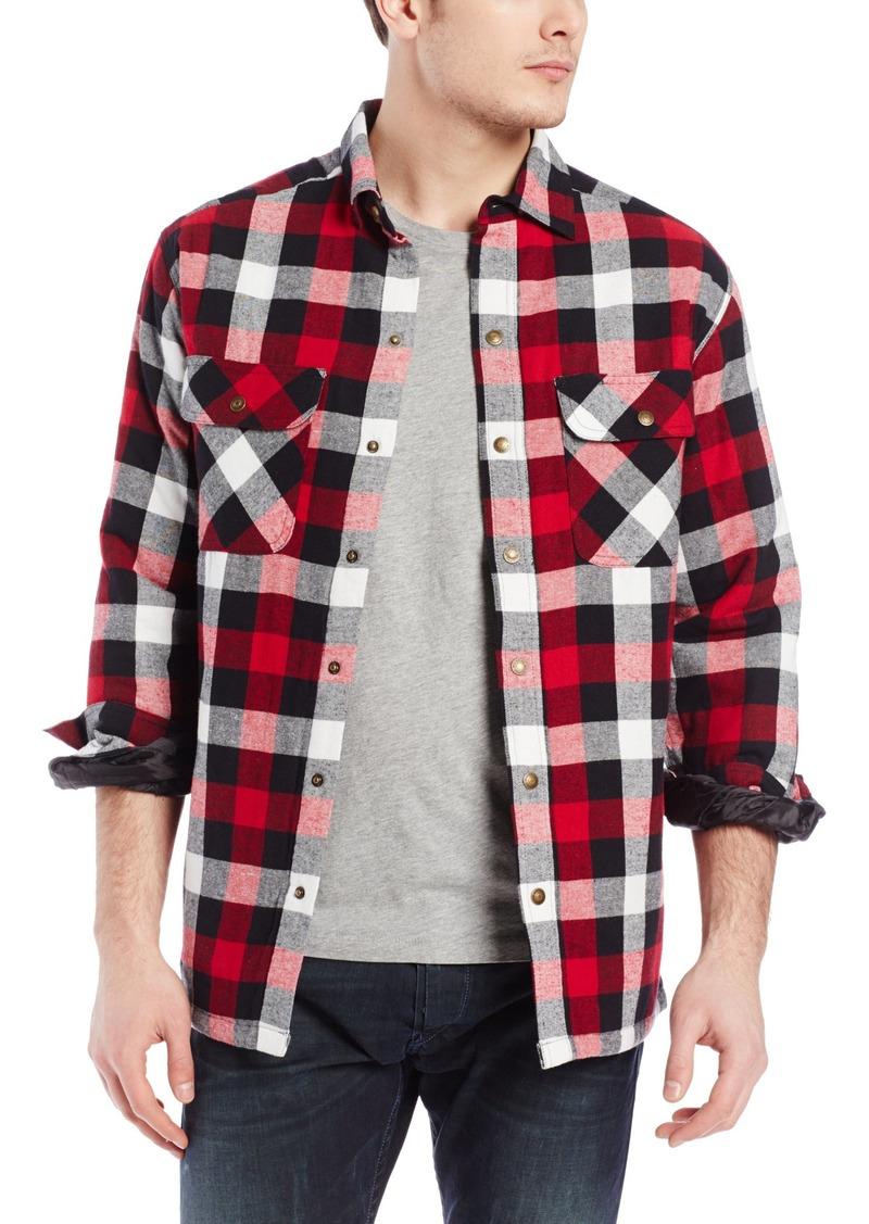 Wolverine Men's Forester Flannel Shirt Jacket