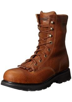 Wolverine Men's Herrin 8 Inch Steel Toe SR Lacer Work Boot  12 XW US