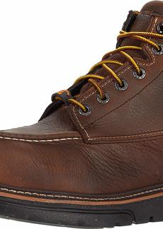"Wolverine Men's I-90 DuraShocks Moc-Toe CarbonMax 6"" Work Boot Industrial"