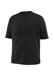 Wolverine Men's Knox Big and Tall Pocketed Wicking Short Sleeve T-Shirt  Large