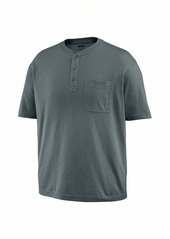 Wolverine Men's Knox Wicking Pocketed Short Sleeve Henley T-Shirt