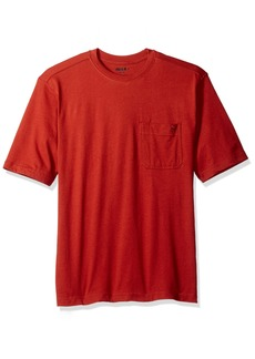 Wolverine Men's Knox Wicking Pocketed Short Sleeve T-Shirt