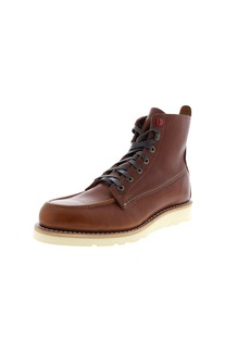 """WOLVERINE Men's Louis Made in USA 6"""" Moc Toe Wedge Winter Boot   D US"""