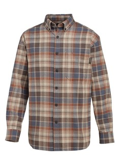 Wolverine Men's Manistee Long Sleeve With Collar