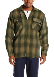 Wolverine Men's Marshall Full Zip Sherpa Lined Shirt Jacket