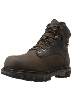 eb035b6c2f9 Wolverine Men's Nation 6 Inch Insulated Waterproof Soft Toe-M Work Boot M US