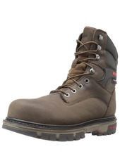 WOLVERINE Men's Nation 8 inch Insulated Waterproof Comp Toe-M Work Boot   M US