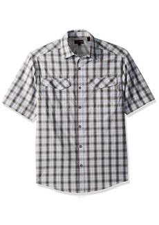 Wolverine Men's Pentwater Vented Back Short Sleeve Shirt