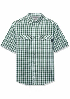 WOLVERINE Men's Pentwater Vented Back Short Sleeve Shirt