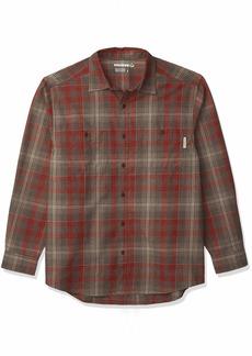 Wolverine Men's Plainwell Long Sleeve Shirt  M