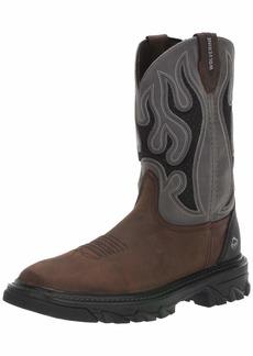 Wolverine Men's W10912 Ranch King Industrial Shoe  10 XW US