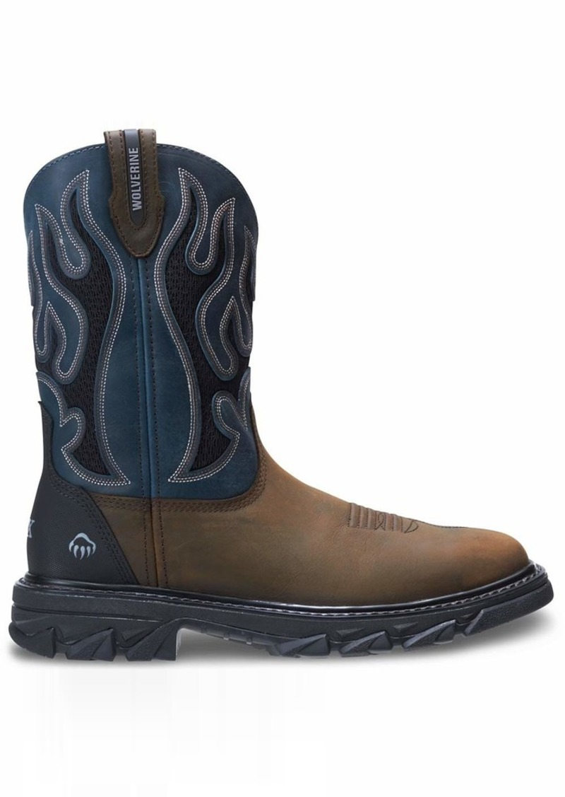 Wolverine Men's W10932 Ranch King Industrial Shoe  11.5 XW US