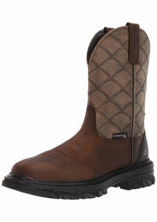 Wolverine Men's Ranch King Construction Boot  0 M US