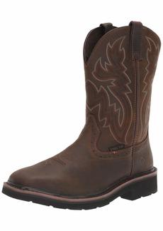 WOLVERINE Men's Rancher ST Work Boot   M US