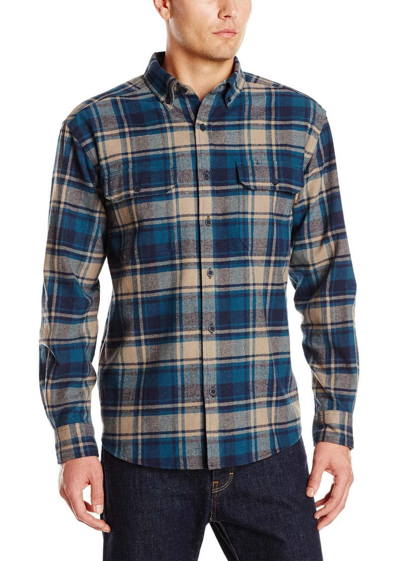 Wolverine Wolverine Men 39 S Redwood Heavyweight Long Sleeve
