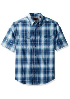 Wolverine Men's Springport Short Sleeve Wicking Shirt