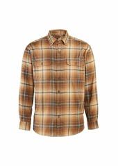 WOLVERINE Men's Standard Escape Long Sleeve Performance Flannel