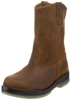 Wolverine Men's W03258 Durashock Waterproof Steel-Toe Boot M US