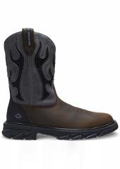 Wolverine Men's W10913 Ranch King Industrial Shoe grey 11 XW US