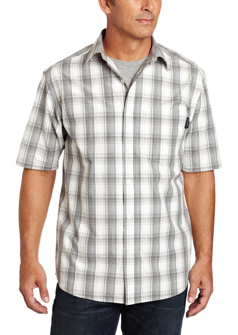 Wolverine Men's Yukon Short Sleeve Lead Shirt