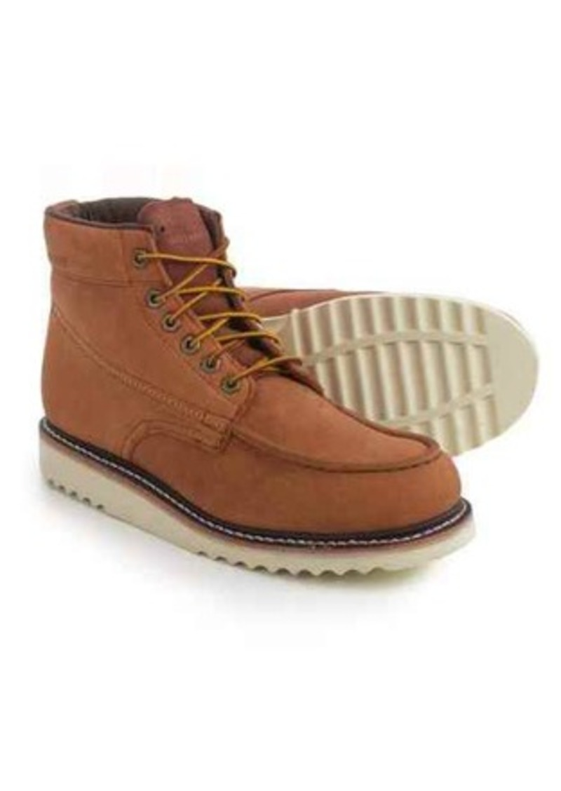 "d95b12d7c97 No. 1883 6"" Ranger Moc-Toe Boots - Factory 2nds (For Men)"