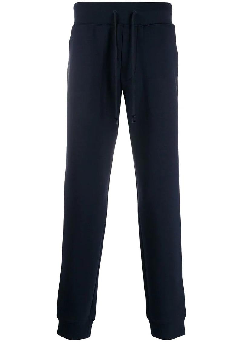 Woolrich back welt pocket track pants