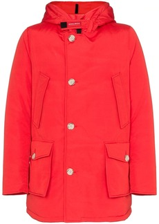 Woolrich Arctic feather-down coat