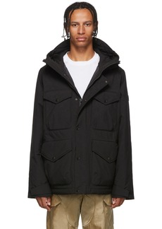 Woolrich Black Marina Field Jacket