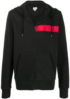 Woolrich block stripe hoodie