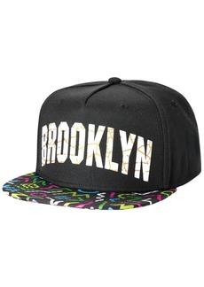 Woolrich Brooklyn Hat Co. Men's Printed Logo Cap
