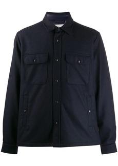 Woolrich buttoned pockets shirt jacket