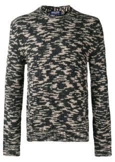 Woolrich camouflage jumper