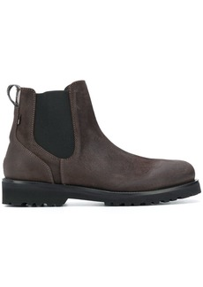 Woolrich chamois leather chelsea boots