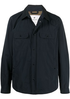 Woolrich chest flap pocket shirt jacket