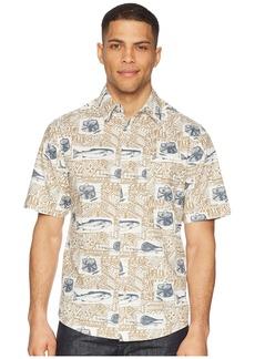 Woolrich Classic Fit Eco Rich Walnut Springs Shirt